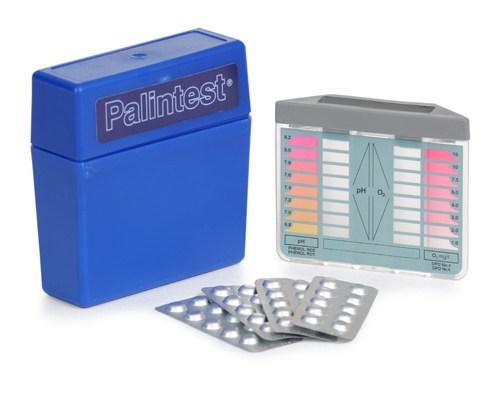 Palintest Pooltester Oxygen / pH