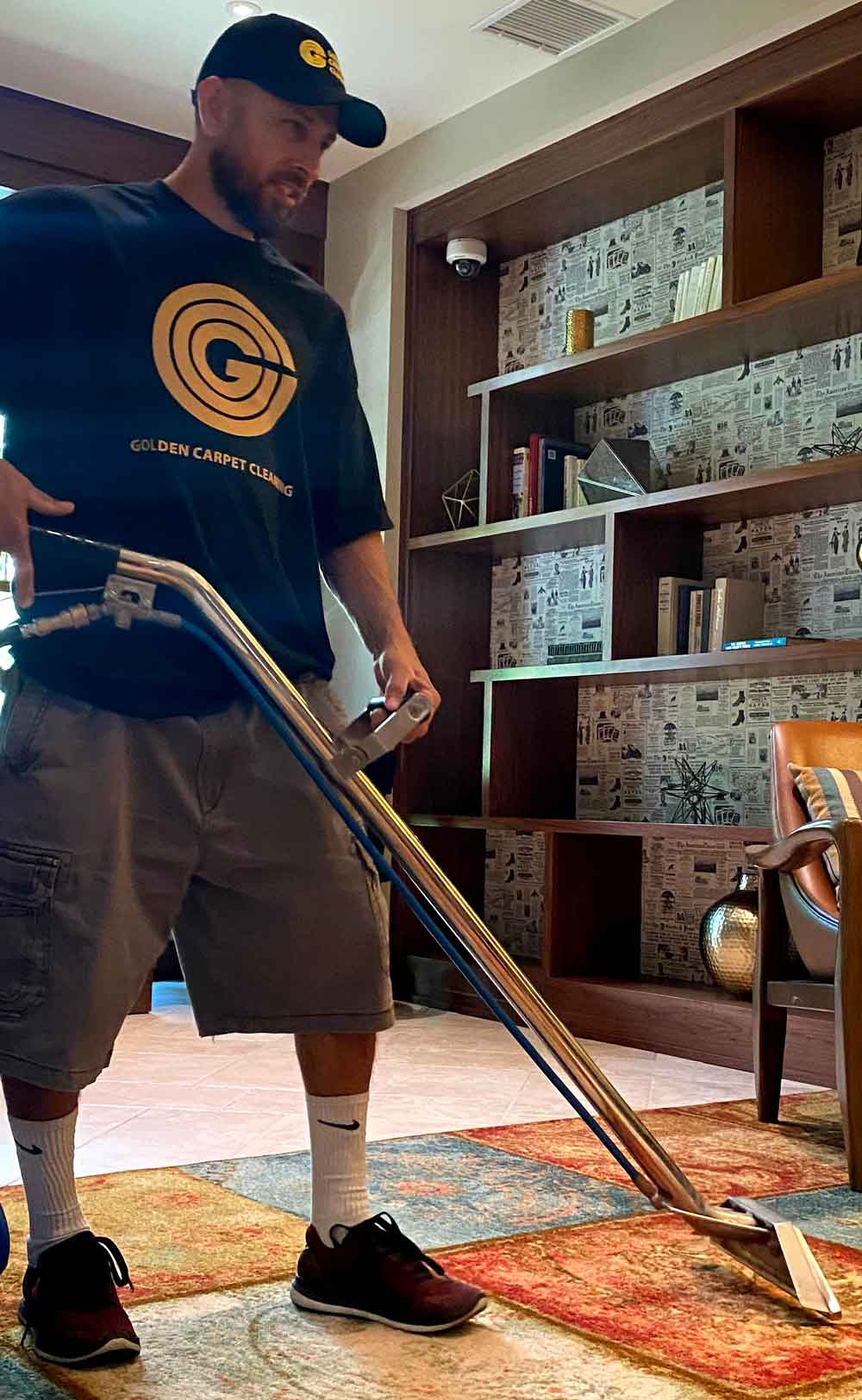 South Bay carpet cleaning