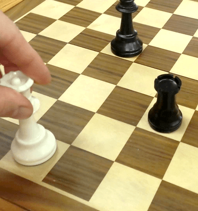 Attack and Counter-Attack – Model Chess Game