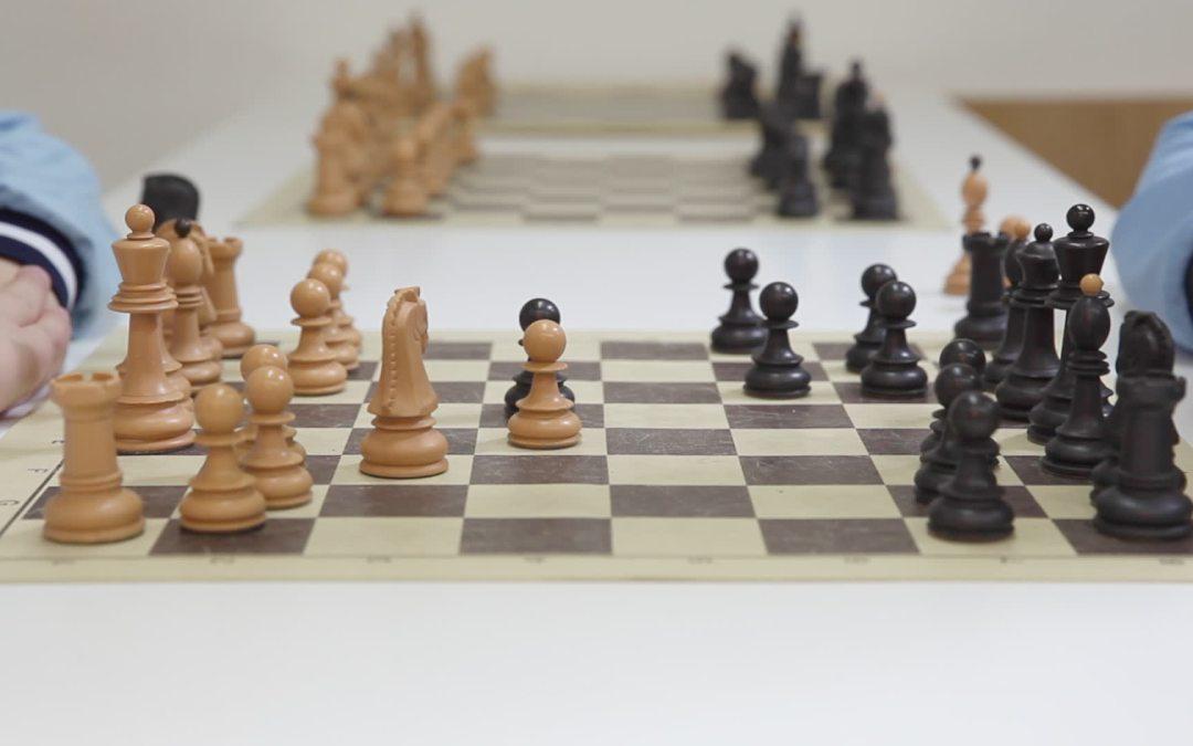 8th Modern School Nanganallur Chess Tournament 2015