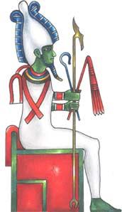 Invocation of Osiris