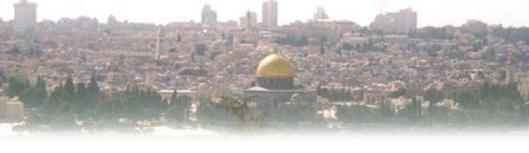 Golden Dawn Jerusalem