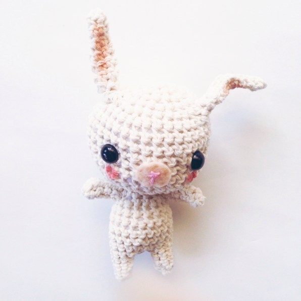 Free Amigurumi Bunny Pattern