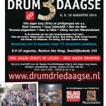 DrumDrieDaagse flyer2