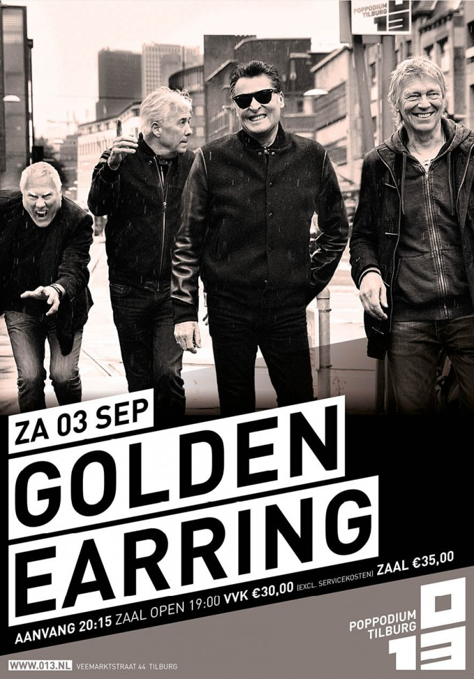 eflyer- Golden Earring