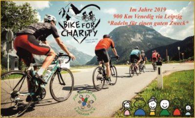 Bike for Charity 2019 - 900 Km Venidig via Leipzig (1)