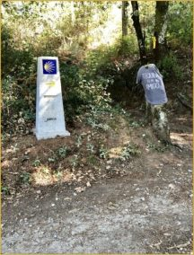Buen Camino Santiago de Compostelle (74)