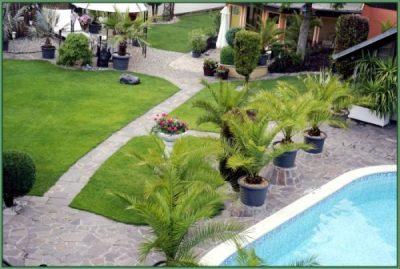Business Garden Hirsch