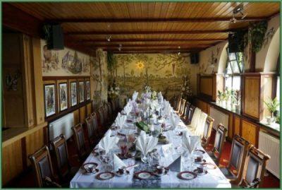 Cafe - Tafel für Hochzeit oder Hochzeitstag eingerichtet 30 PAX (13)