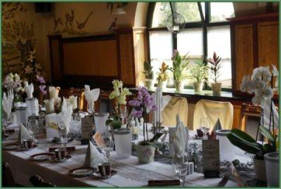 Cafe - Tafel für Hochzeit oder Hochzeitstag eingerichtet 30 PAX (19)