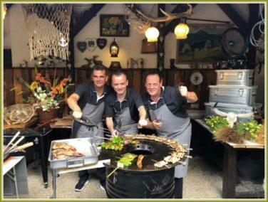Catering mit unserer BarellQ (25)
