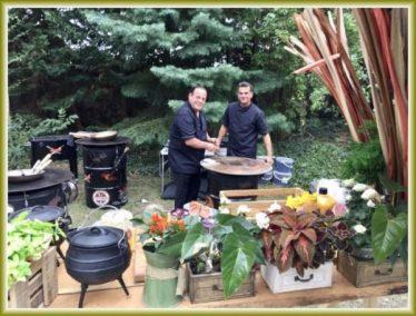 Catering mit unserer BarellQ (5)
