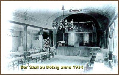 Goldener Hirsch um 1900 (2)