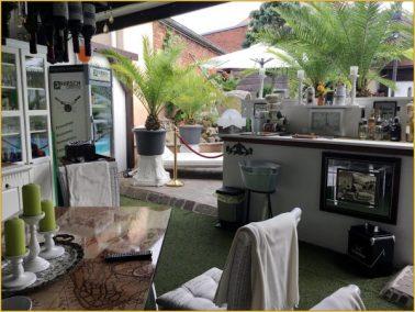 Jugendweihe in der Garten-Lounge (13)