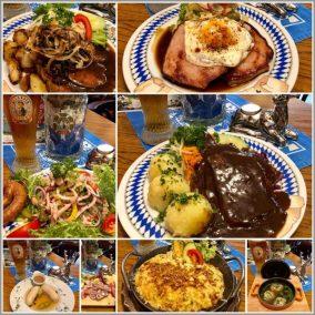 Oktoberfest-Essen