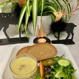 Suppen & Vorspeisen