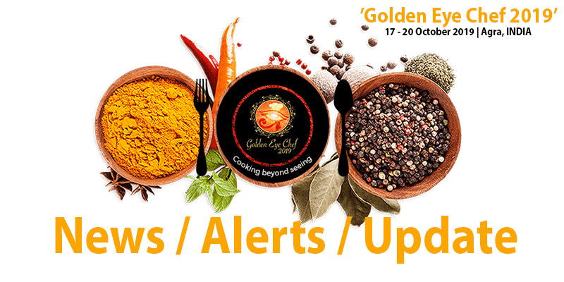 Golden Eye Chef 2019 / News / Alert / Update