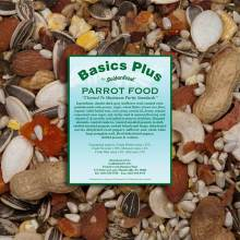 Basics Plus Parrot Food