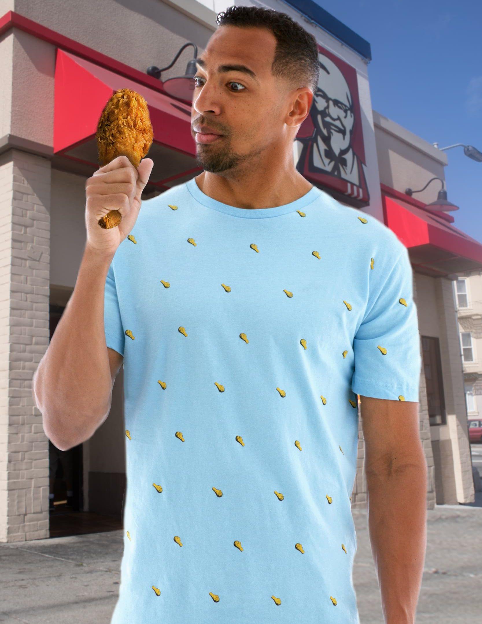 KFC Custom Printed T-Shirt