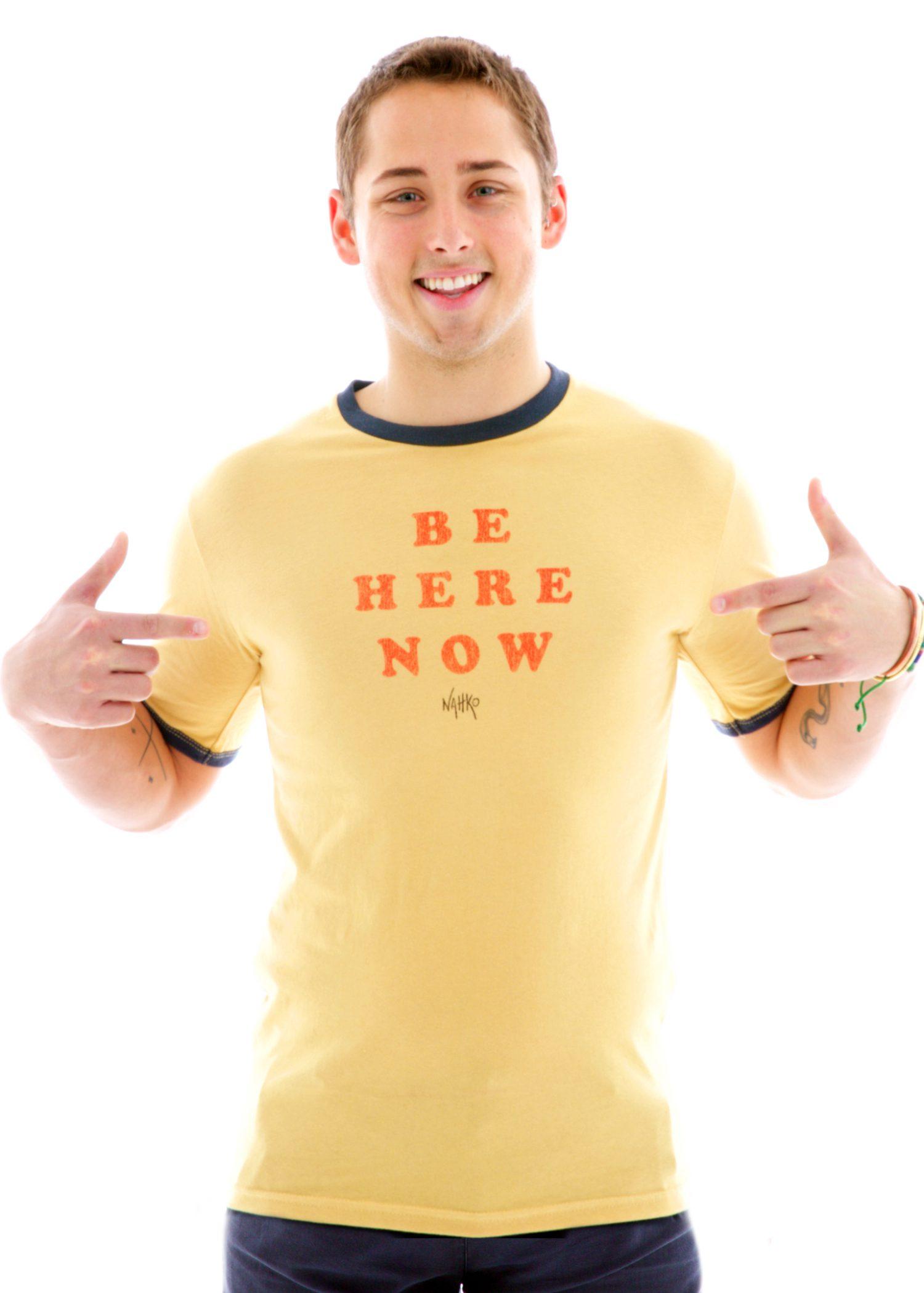 Men's Ringer Crew Short Sleeve T-Shirt