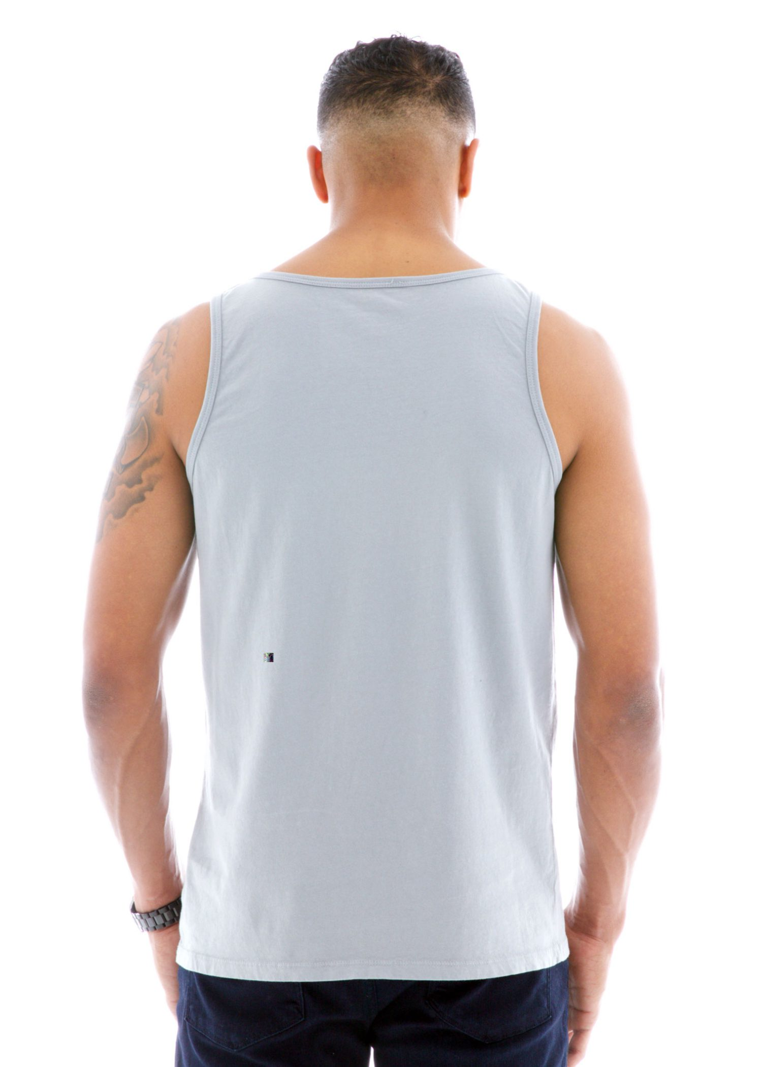 Jersey Tank Top Back View