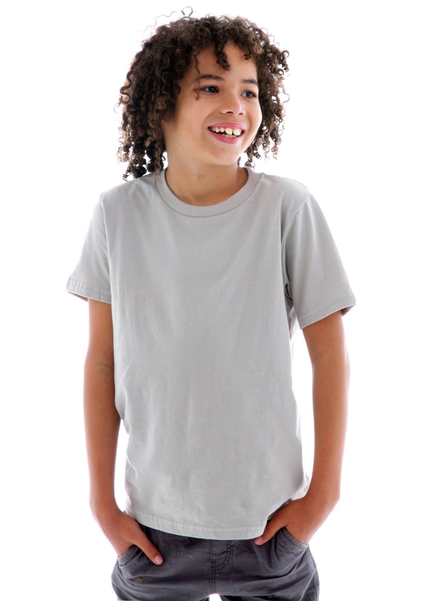 Short Sleeve Crew T-Shirt Alternate View