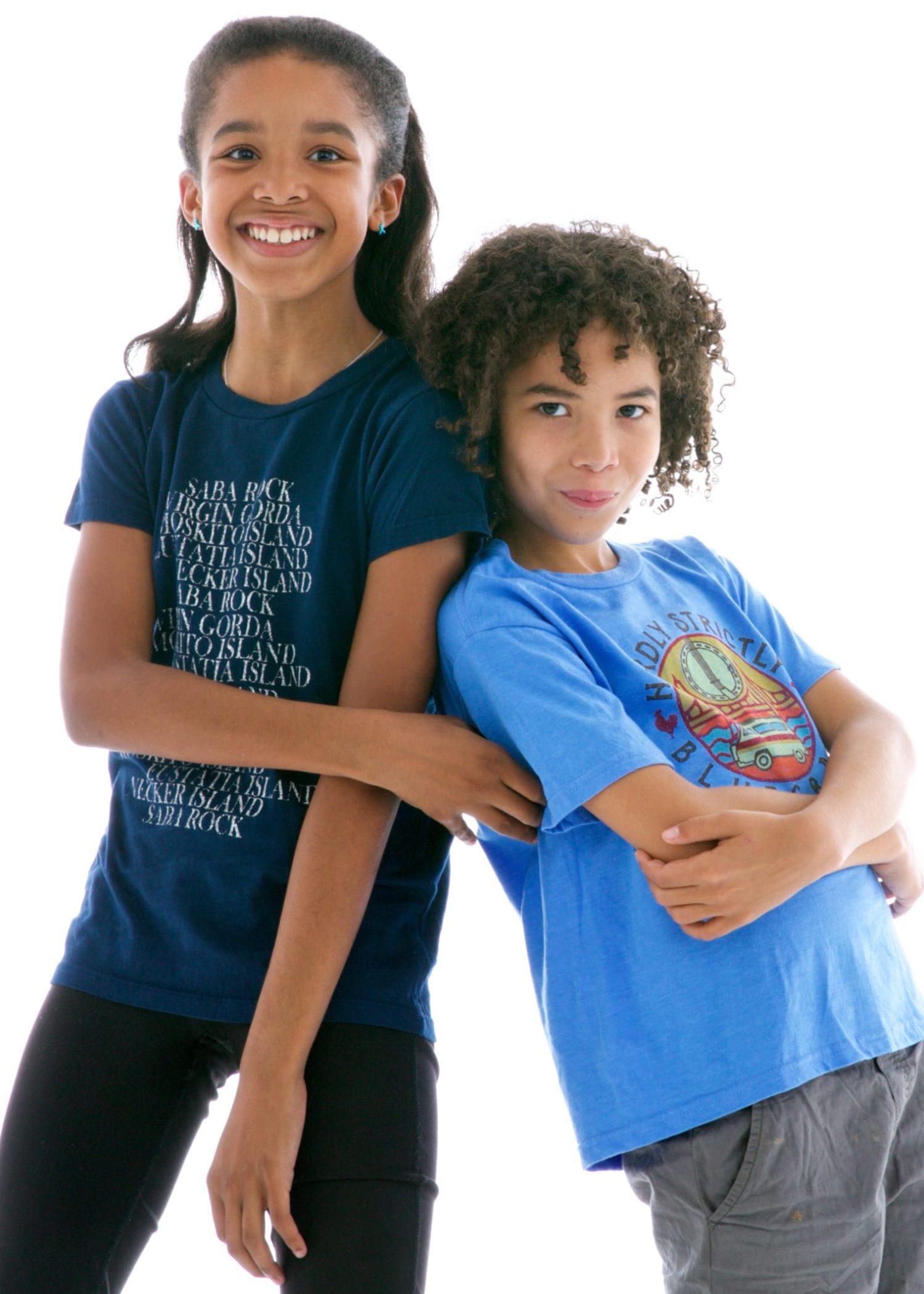Kid's Short Sleeve Crew T-Shirt