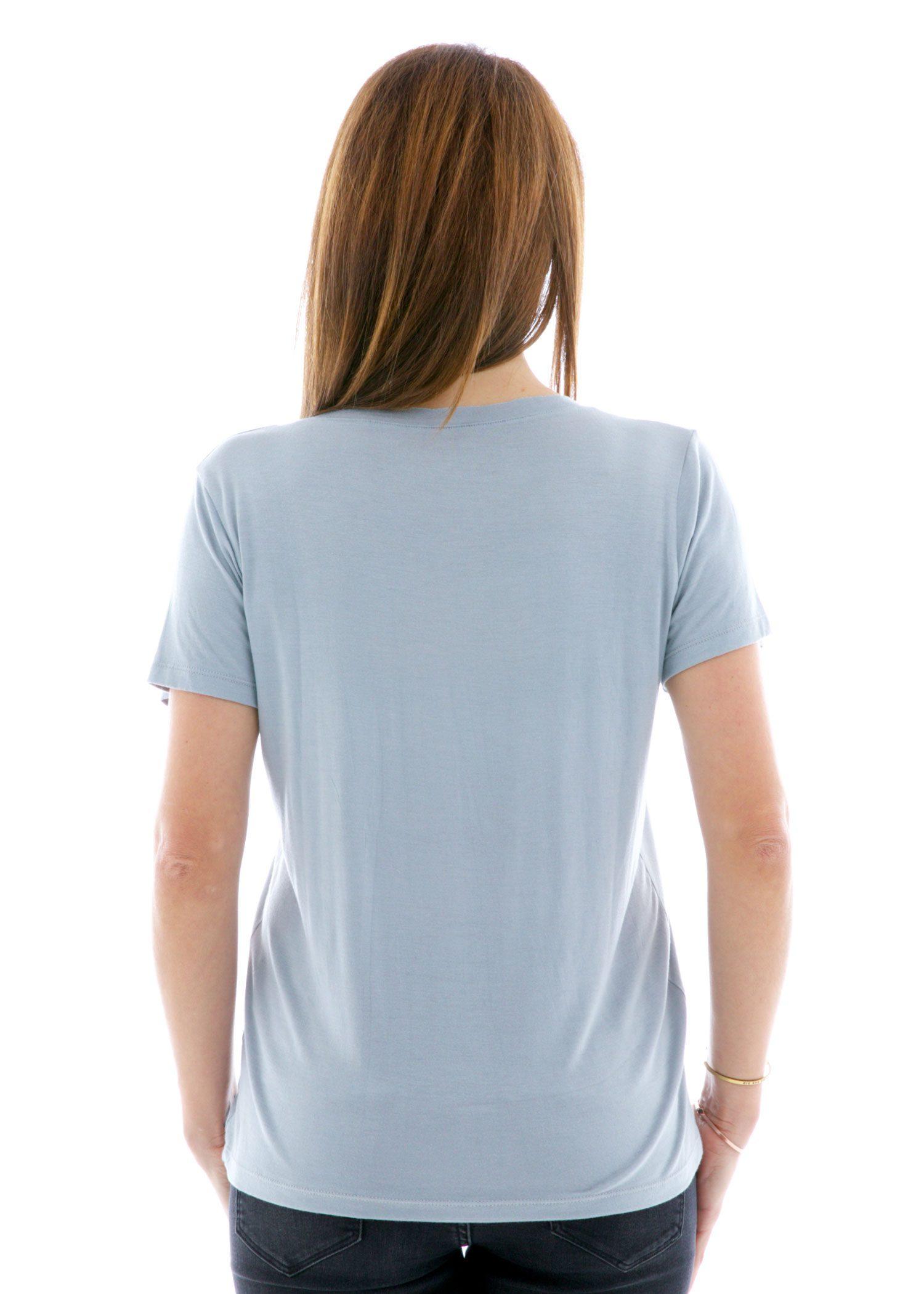 Women's Relaxed Crew Short Sleeve T-Shirt