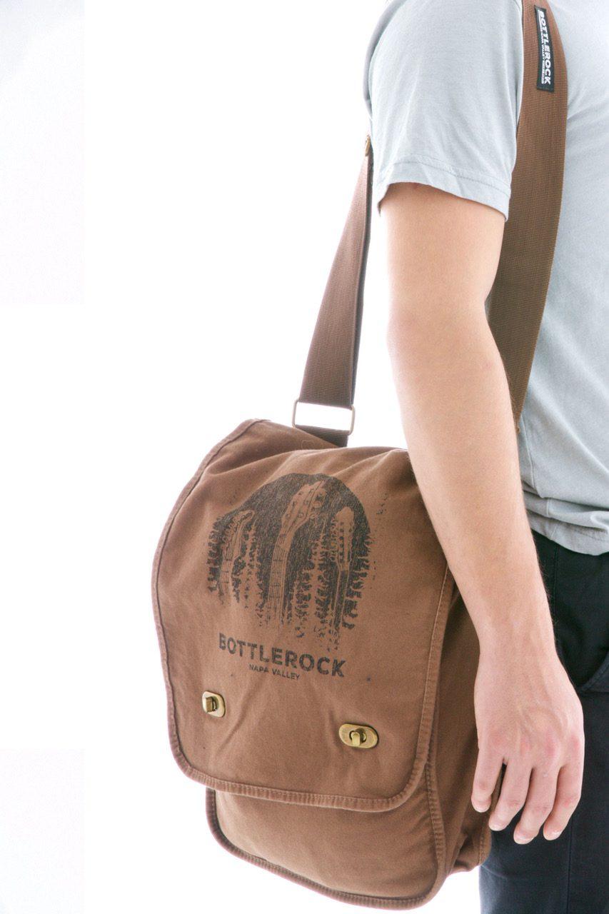 Flight Bag with Logo