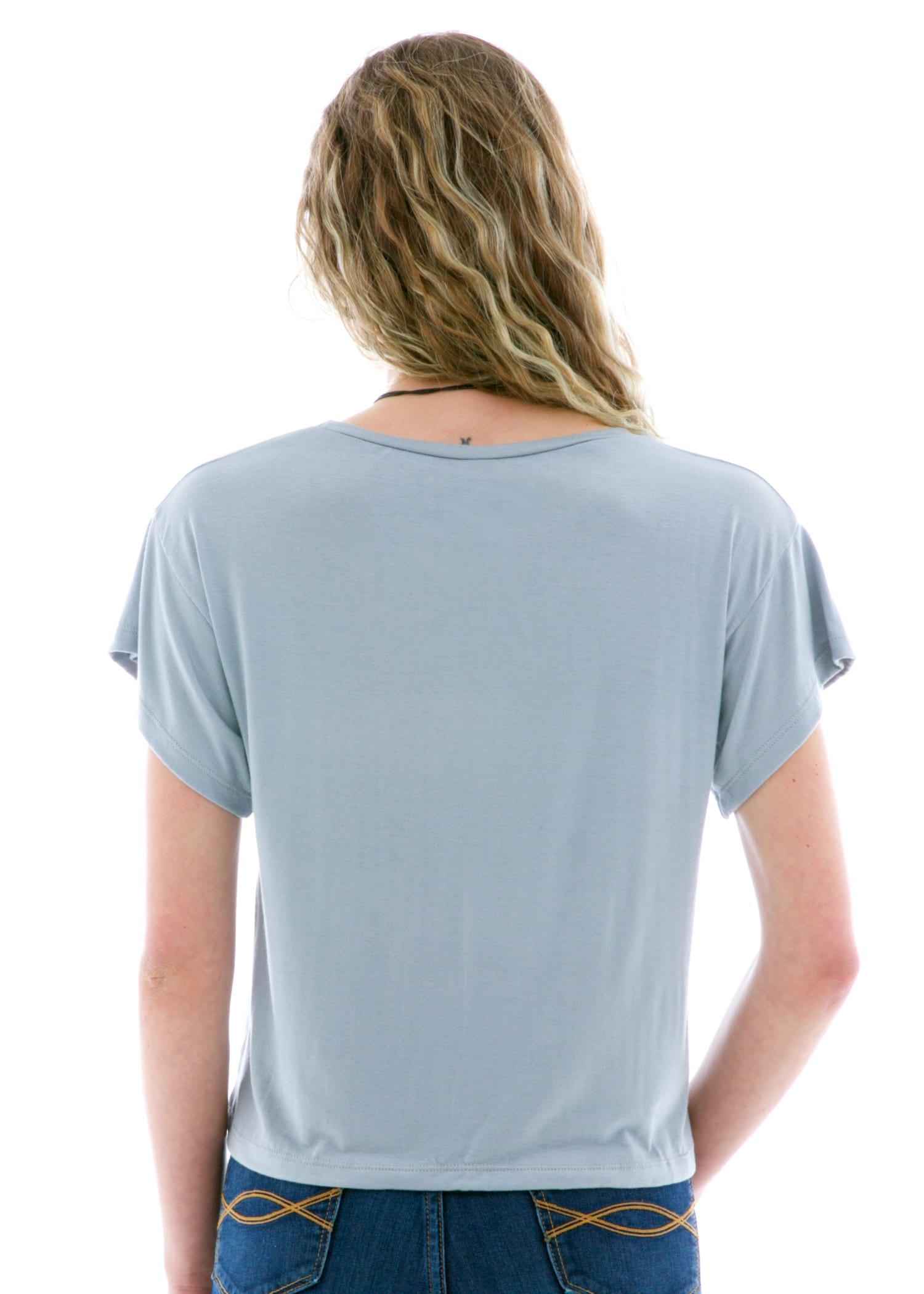 Festival Crew Short Sleeve T-Shirt Back View