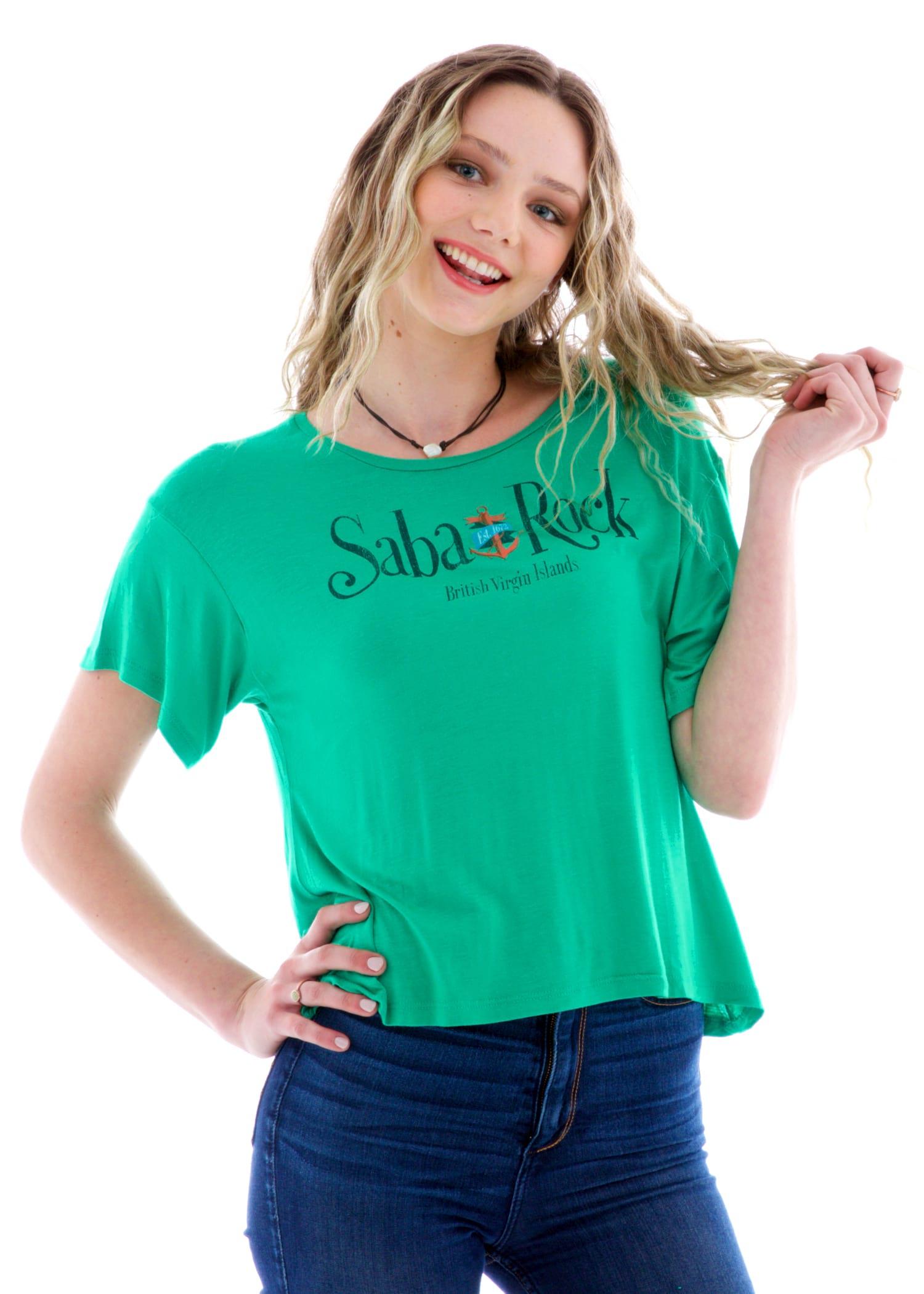 Women's Festival Crew Short Sleeve T-Shirt