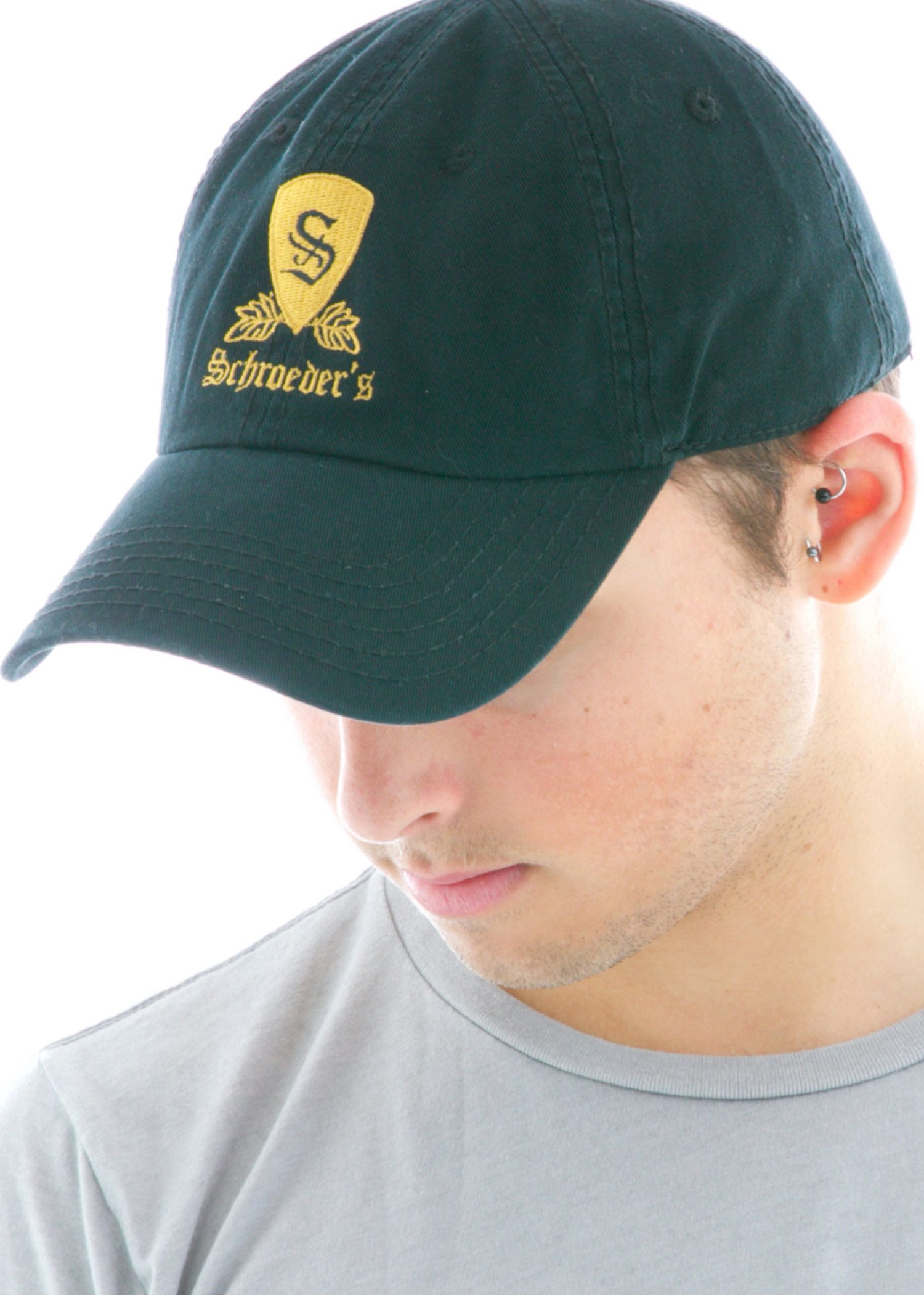 Custom Dad Hats with Buckle Back