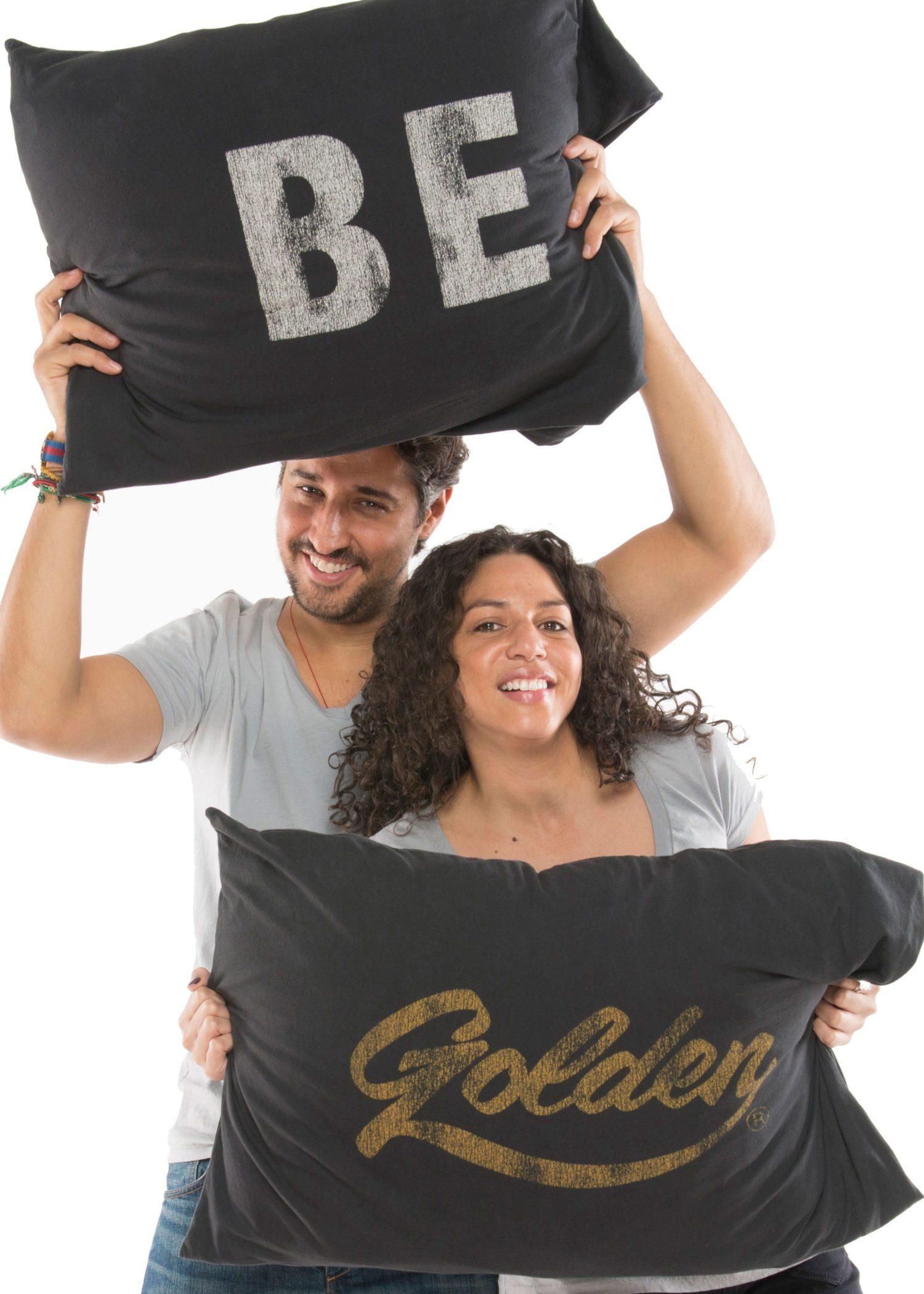 Custom Jersey Cotton Pillowcase