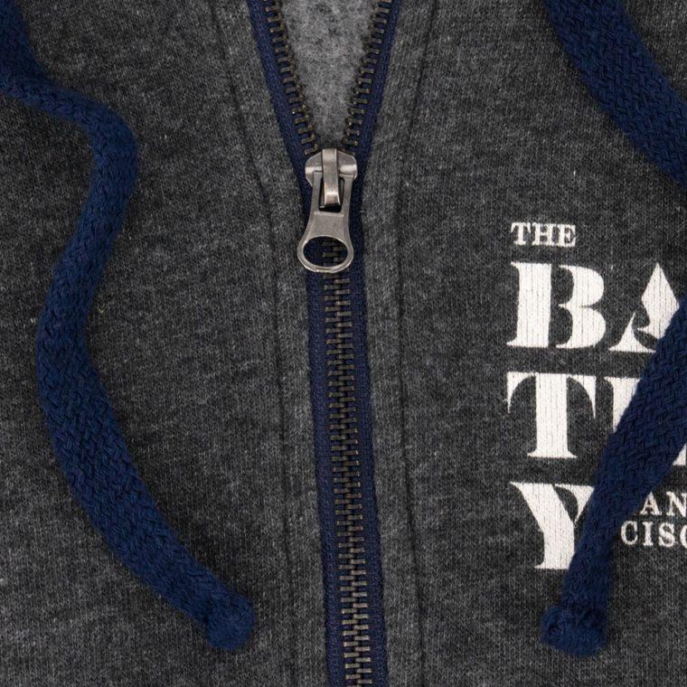 GG Custom Dyed Zipper Sample