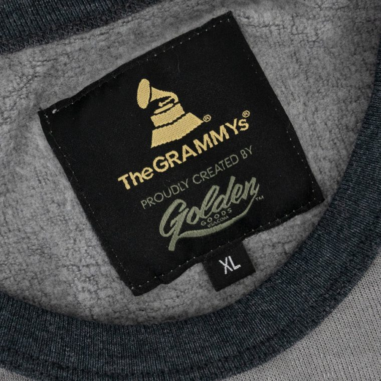 GG Custom Woven Label Sample