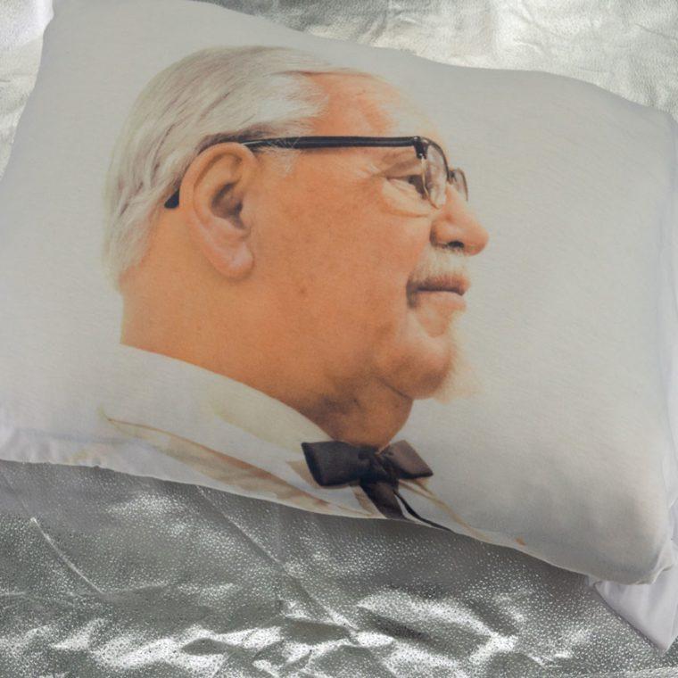 GG Sublimated Pillowcase