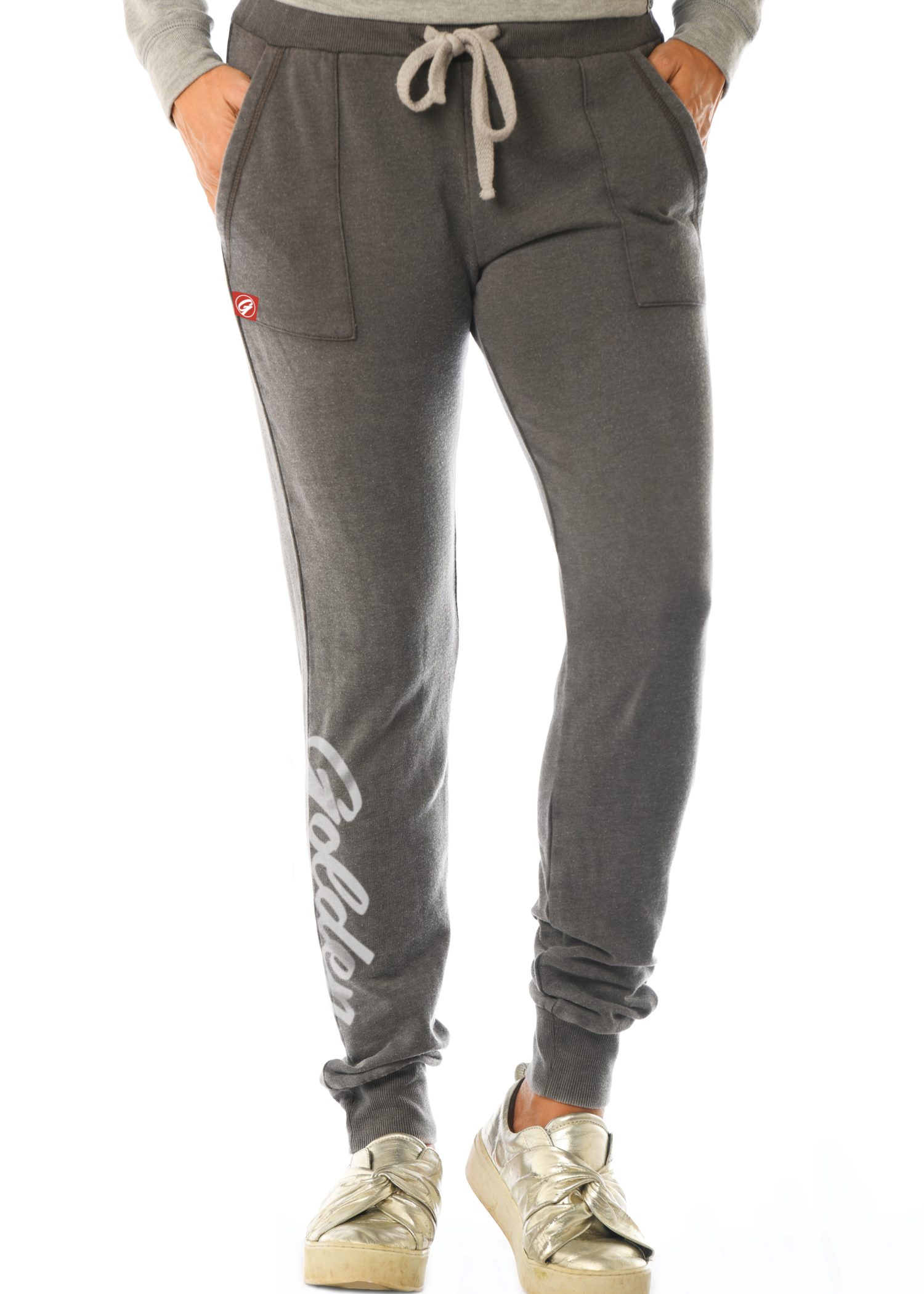 GG 350 Women's FT Wornwash Jogger-front GG