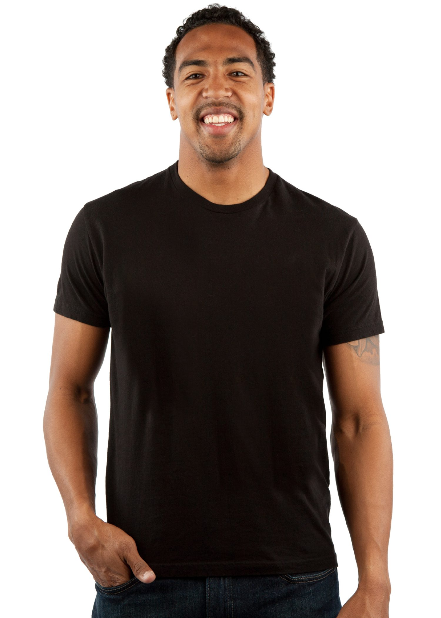 GG 70 Mens Select SS Crew- Front alt