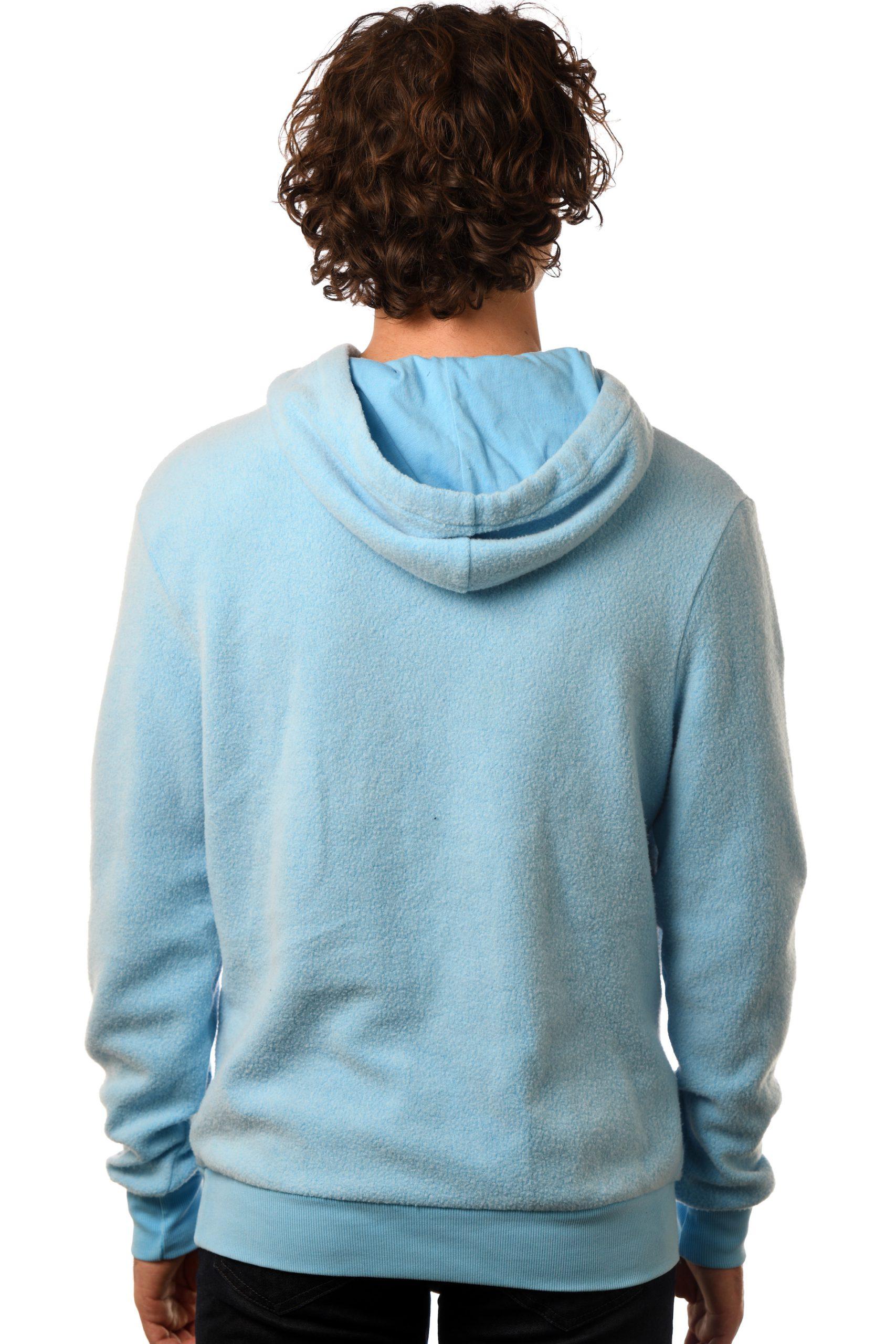 GG 797-F Unisex Furry Fleece Pullover back