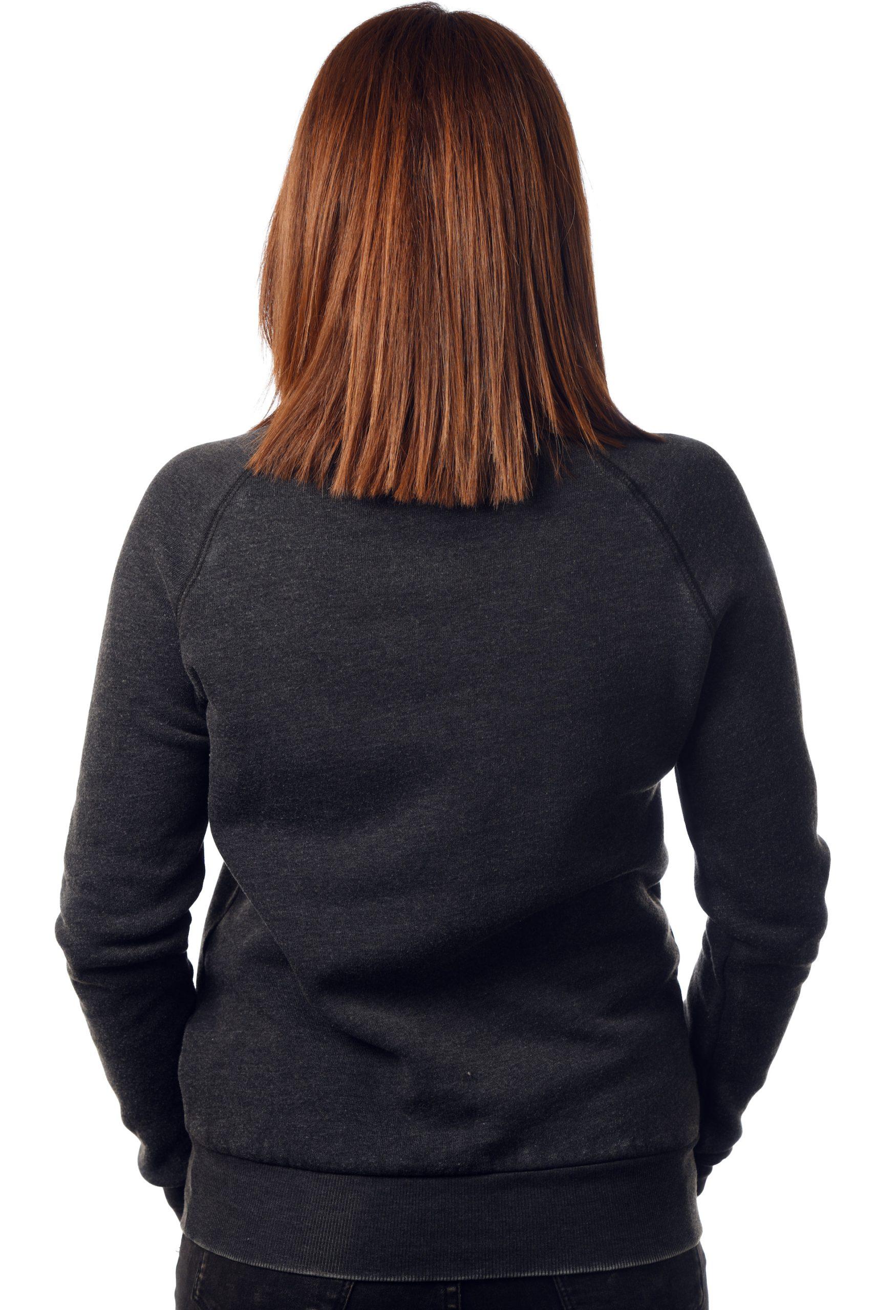 GG 798-B Unisex 'Wornwash' Old School Fleece Raglan Back 2