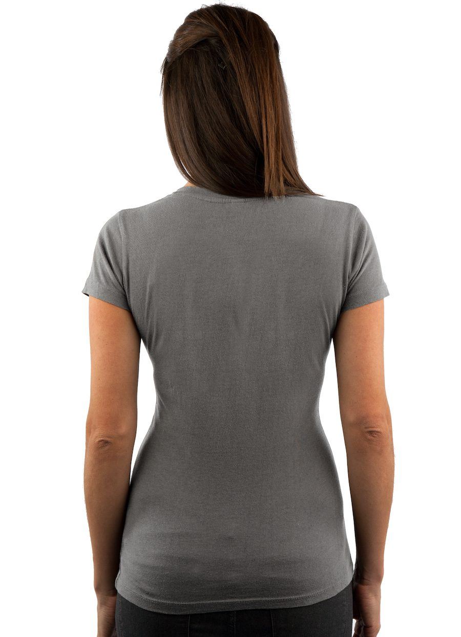 GG 90 Womens Select SS Crew- back