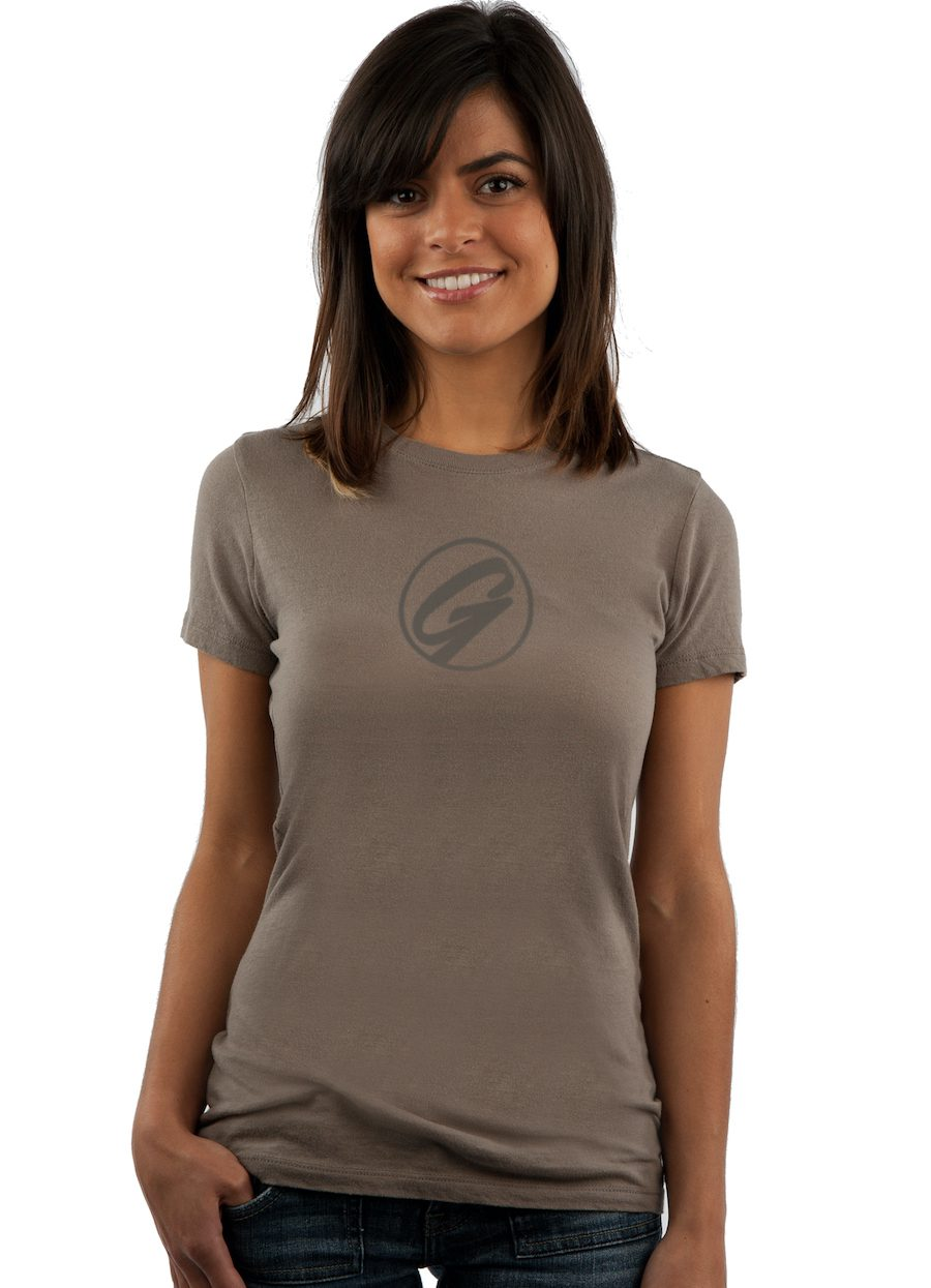 GG 90 Womens Select SS Crew- front main