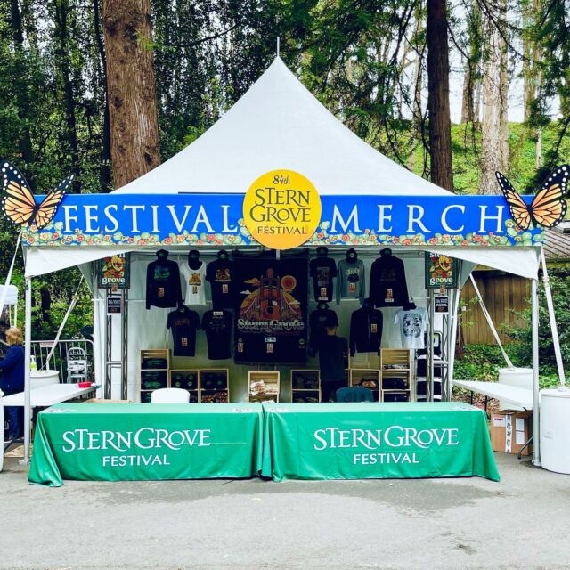 We're back! #sterngrovefestival #goldengoodsusa