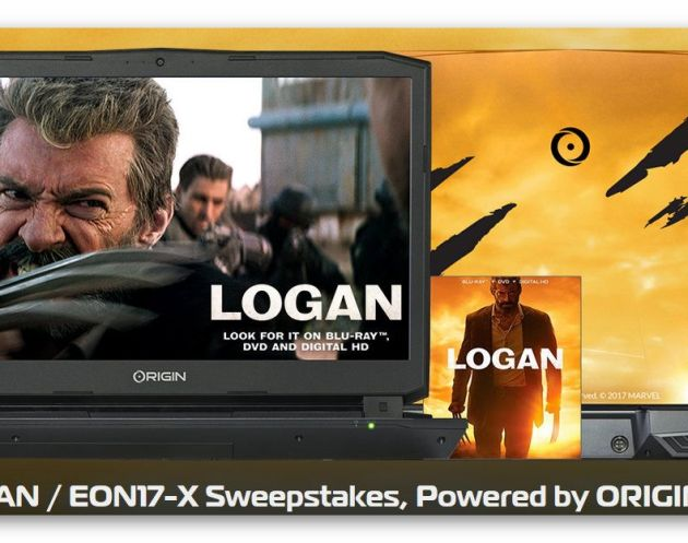 ORIGIN PC Logan Sweepstakes