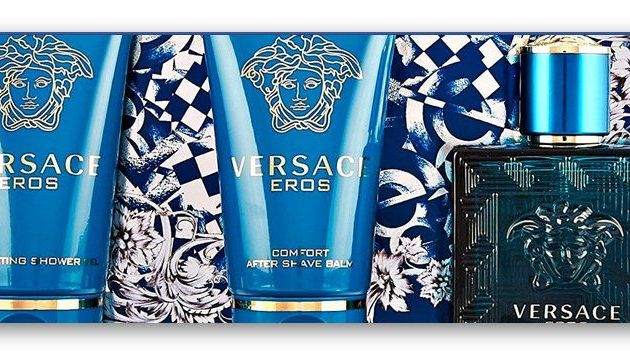 Win a Versace EROS 3-Piece Gift Set for Men