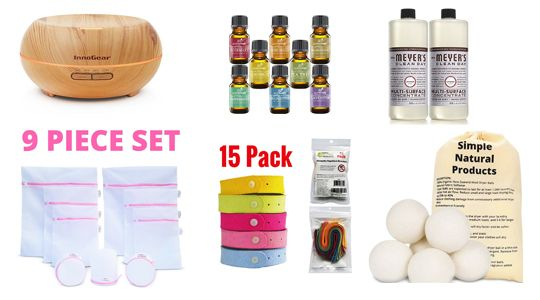Simple Natural Products Giveaway