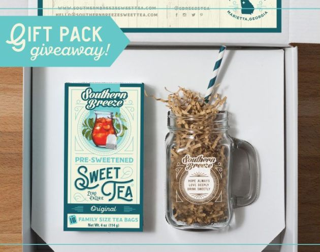Southern Breeze Gift Pack Giveaway