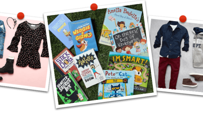 HarperCollins Back to School Sweepstakes