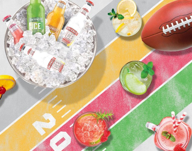 Smirnoff Ice Game Day Sweepstakes