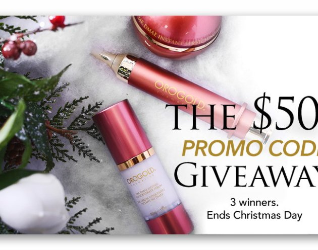 Orogold $500 Promo Code Giveaway
